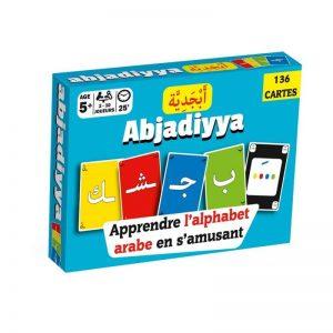 jeu de cartes Abjadiyya