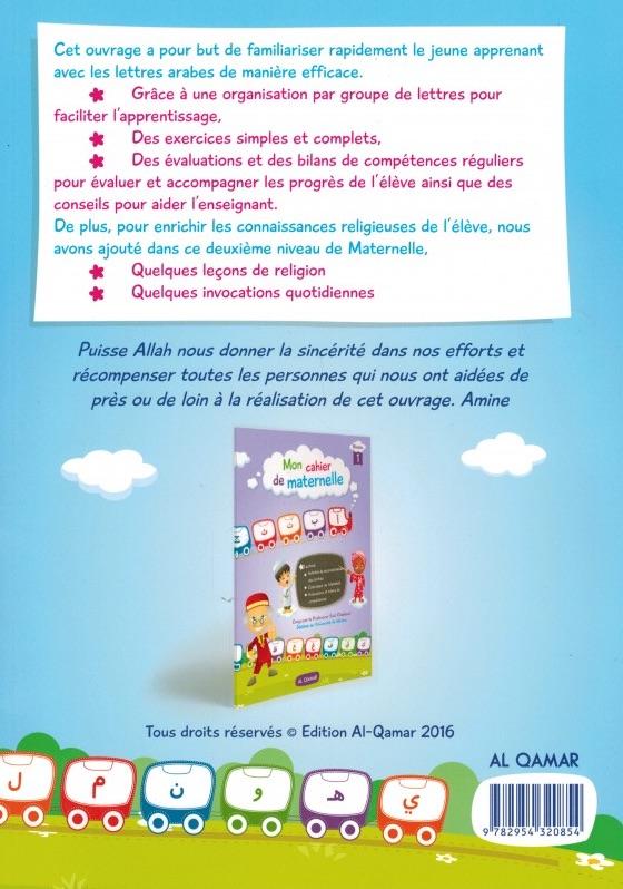 alphabet arabe livre