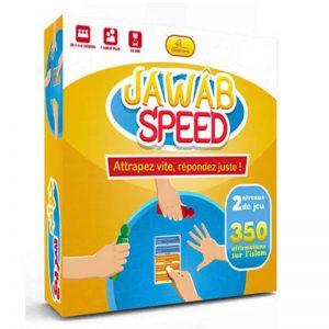 jeu de société jawab speed
