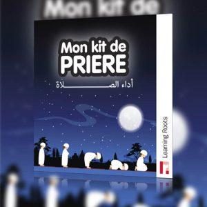 kit de prière pour enfants musulmans