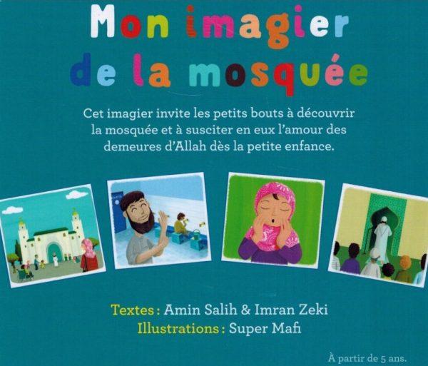 imagier enfants musulmans masjid