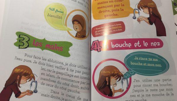 livre de prière pour filles musulmanes