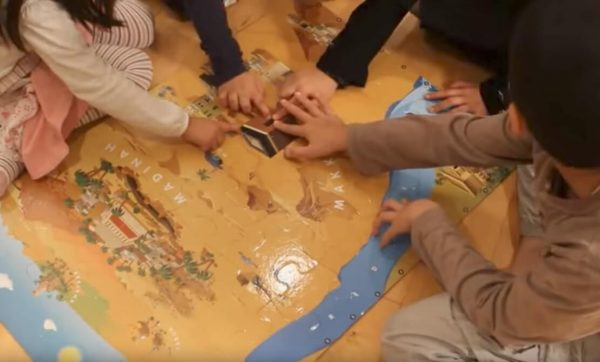 learning roots puzzle prophete mohamed