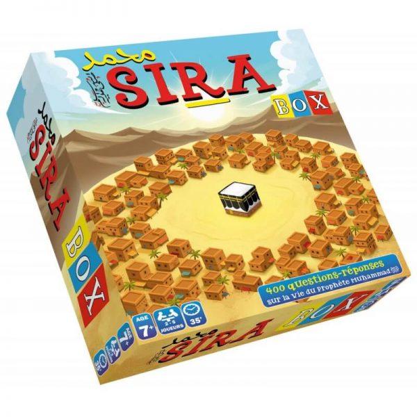 sira box prophète jeu de société
