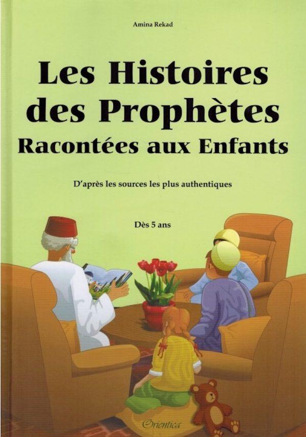 Les histoires de prophètes enfants