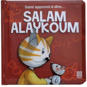 Salam alaykoum Sami bébé