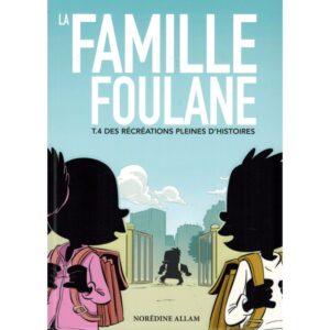 La famille foulane bande dessinée